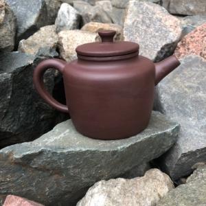 """Чайник """"Цзинлань - Колодец"""", 220мл, исинская глина"""