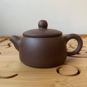"""Чайник Исин, """"Дэ Чжун Ши Пяо"""", Цзы Ни, 50 мл"""