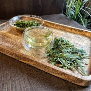 Зелёный чай «Лун Цзин» весна 2020