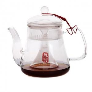 Чайник стеклянный гейзерный