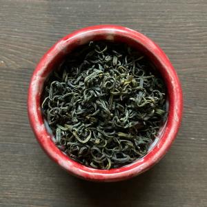 """Зеленый чай """"Мэн Дин Е Шэн Мао Фэн"""""""