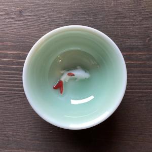 """пиала """"рыбки 3D"""""""